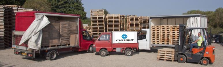 MT Box & Pallet